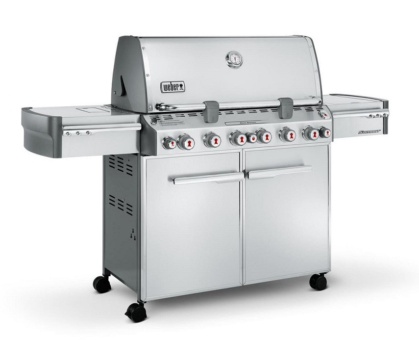 Weber Summit Silver Grill Cover